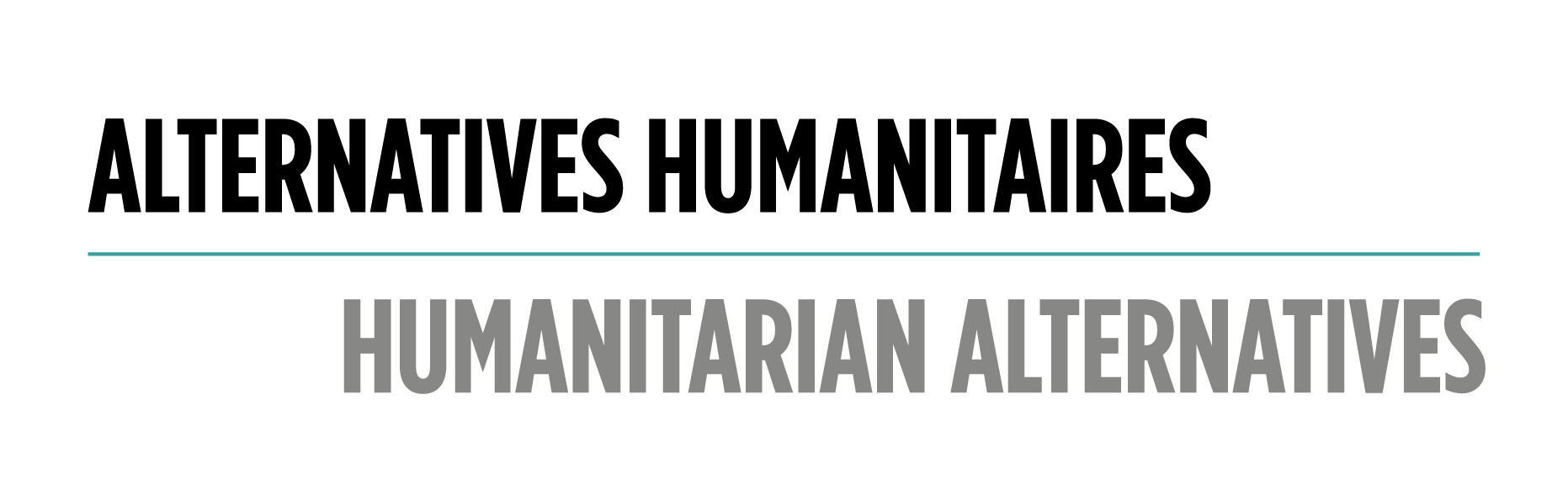 Humanitarian Alternatives logo