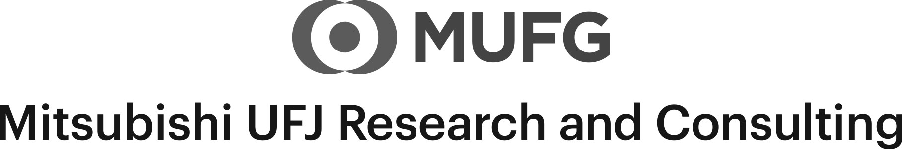 2 3Logo Mitsubishi UFJ Research and Consulting