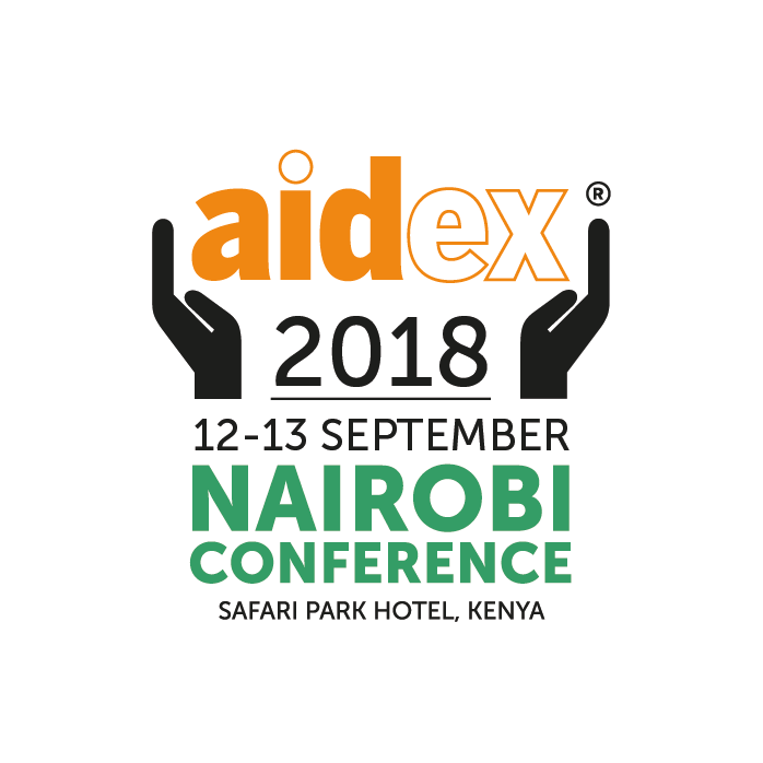 Aidex Nairobi 2018 white