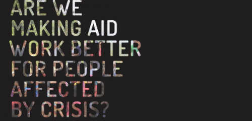 New report reveals action needed to meet the commitments made to people affected by crisis