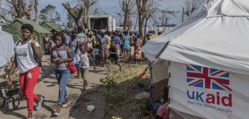 Shameful cuts to the UK aid budget