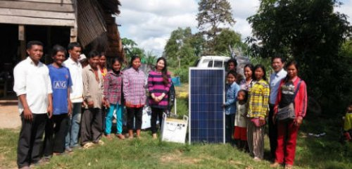 Empowering youth and bringing light to communities - Eco Solar Story