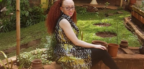Living positively with albinism in Kenya: Grace's story