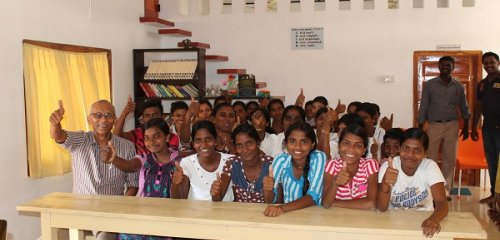 The Village Empowerment Centres giving rural Sri Lankans a chance to excel