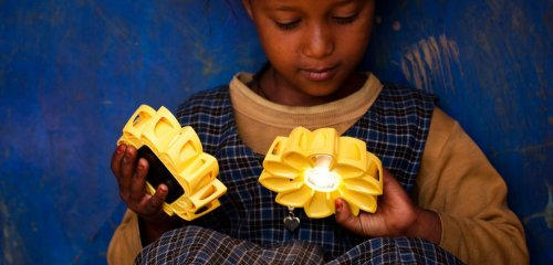 Little Sun: Transforming lives and empowering communities through the power of sustainable light