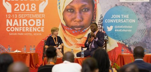 AidEx Nairobi 2018 conference highlights