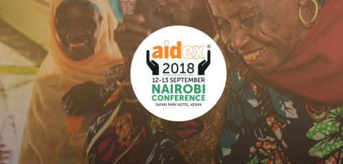 What you can expect to hear at the AidEx Nairobi Conference 2018