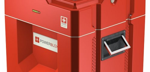 Power-Blox 200: the standalone energy cubes empowered by swarm technology
