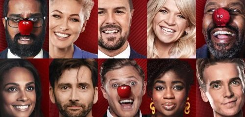 Comic Relief and the power of celebrity