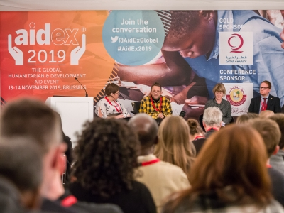 AidEx Brussels 2019 overview