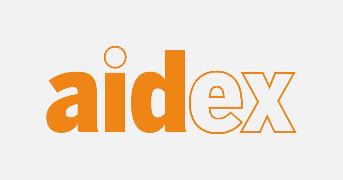 AidEx 2019 - Home